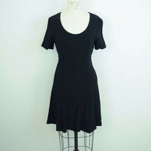 Vintage Valentino Miss V Dress Sz 10 44 Fit Flare